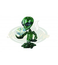 Alien Glass Pipe - 16cm