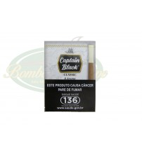 Cigarrilha Captain Black C/Piteira - Classic C/8