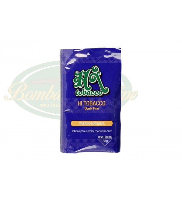 Tabaco HI TOBACCO - Dark Fire 35g