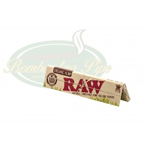 Seda Raw  Organic Hemp - King Size Slim