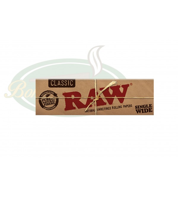 Seda Raw Classic - Single Wide