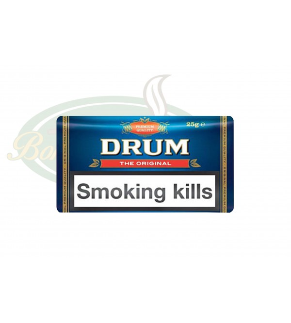 Tabaco Drum Bright Blue - 50g