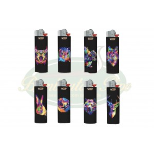 Isqueiro Bic Maxi - Forest Animals