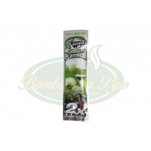 Blunt Wrap Double Platinum - Apple Martini