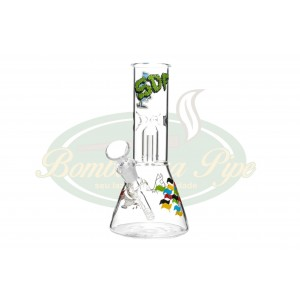Glass Ice Bong Percolator - Squadafum