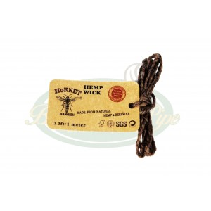 Hemp Wick All Natural - Hornet C/1mt