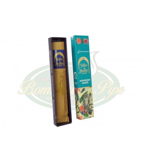 Incenso Indiano Tales Of India - Monsoon Magic