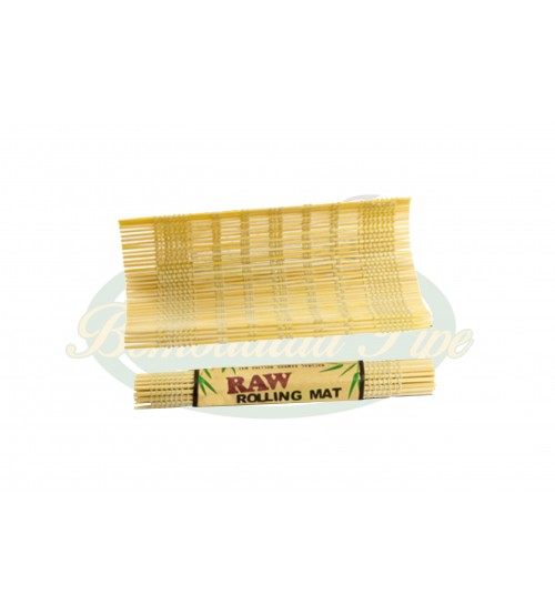 Bolador Raw Rolling Mat Bamboo - King Size