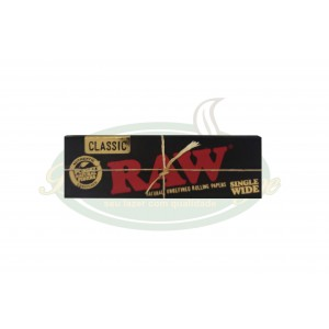 Seda Raw Black - Single Wide